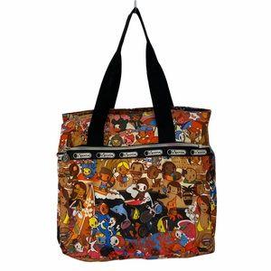 Tokidoki LeSportsac Beach Party Tote Shoulder Bag